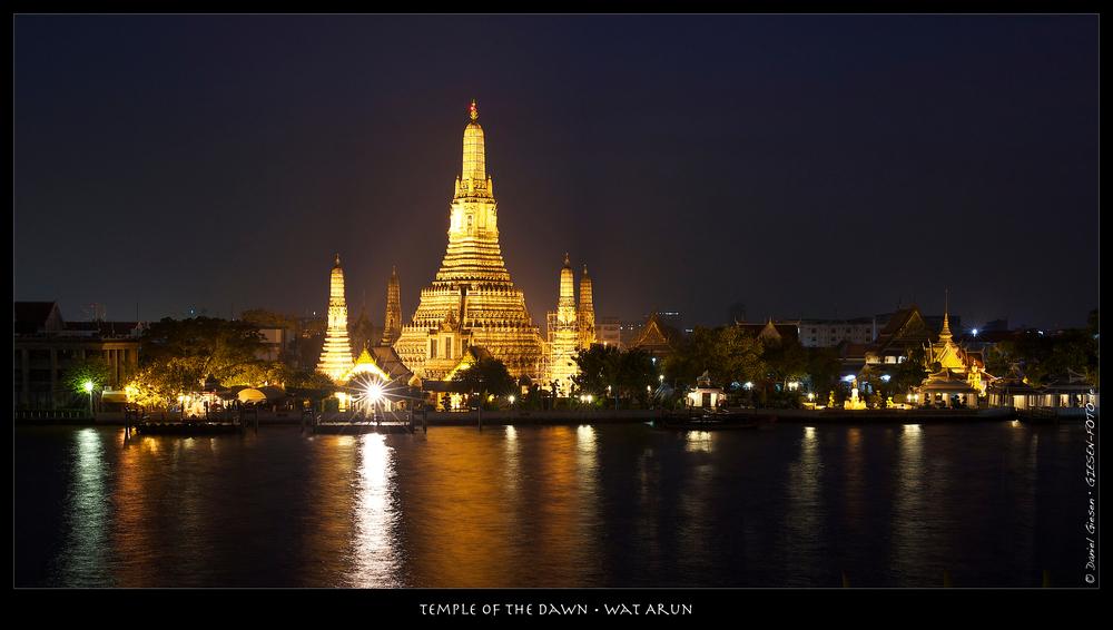 The Temple of the Dawn, Wat Arun, Bangkok/Thailand