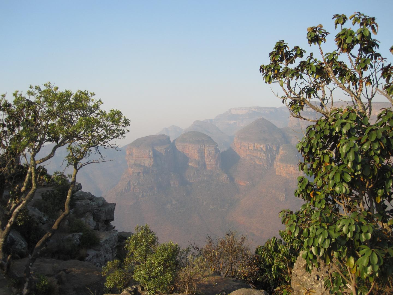 The Three Hills in Südafrika
