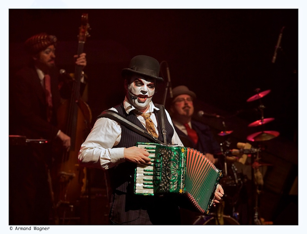the Tiger Lillies -FreaKshow-
