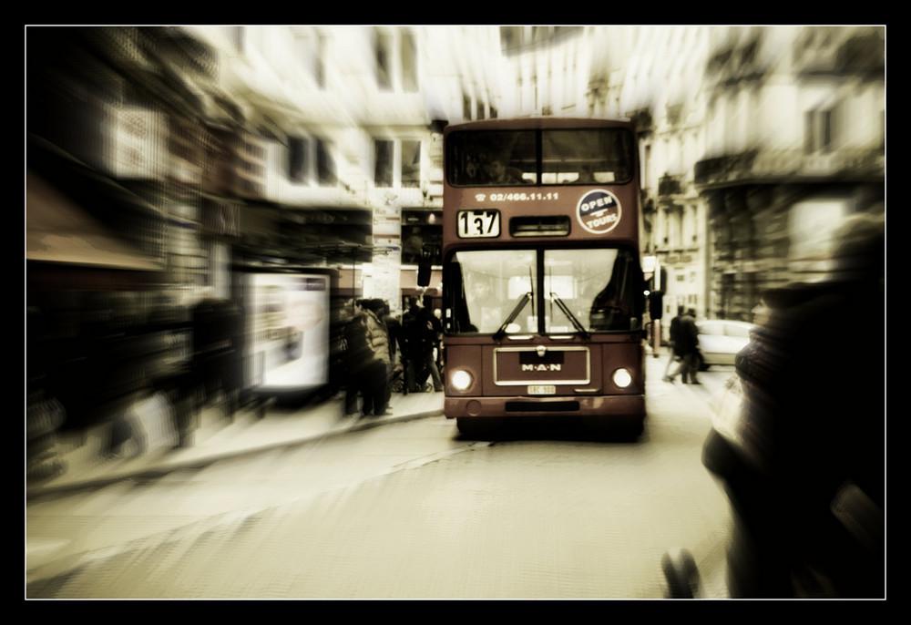 The Tourist Bus