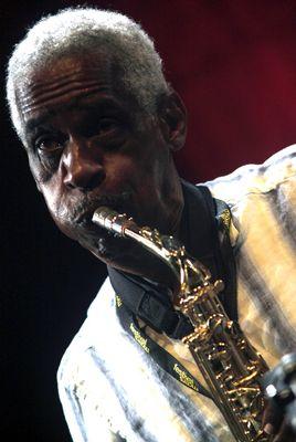 The Trio: Roscoe Mitchell, sax; Jazz Festival Moers 2009