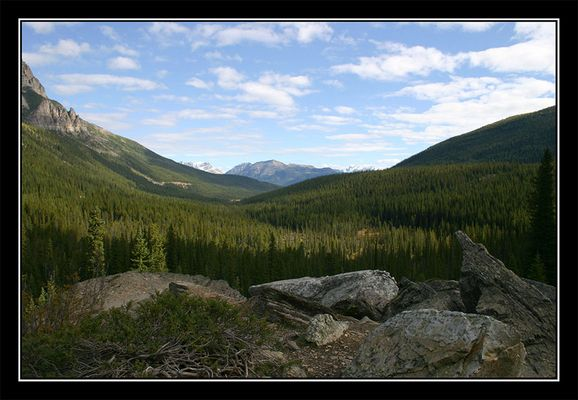 The Valley of Ten Peaks