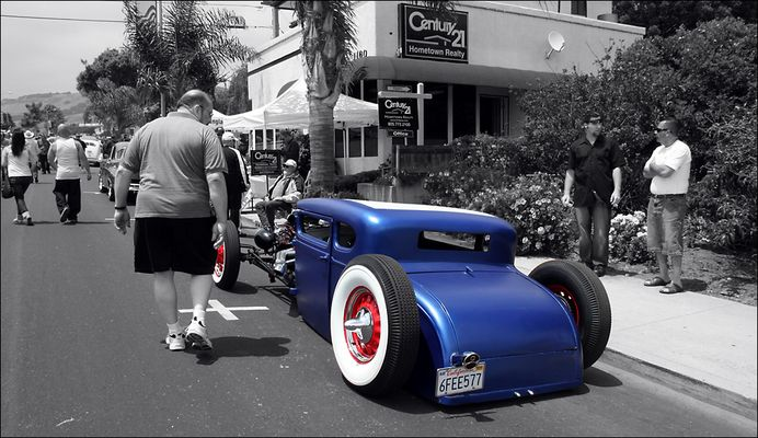 The Very Low Chopped Car