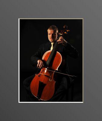 The Violoncellist - Werner Matzke #1