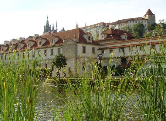 The Wallenstein Garden / Prag