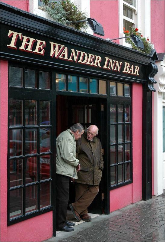 The Wanderer Inn Bar
