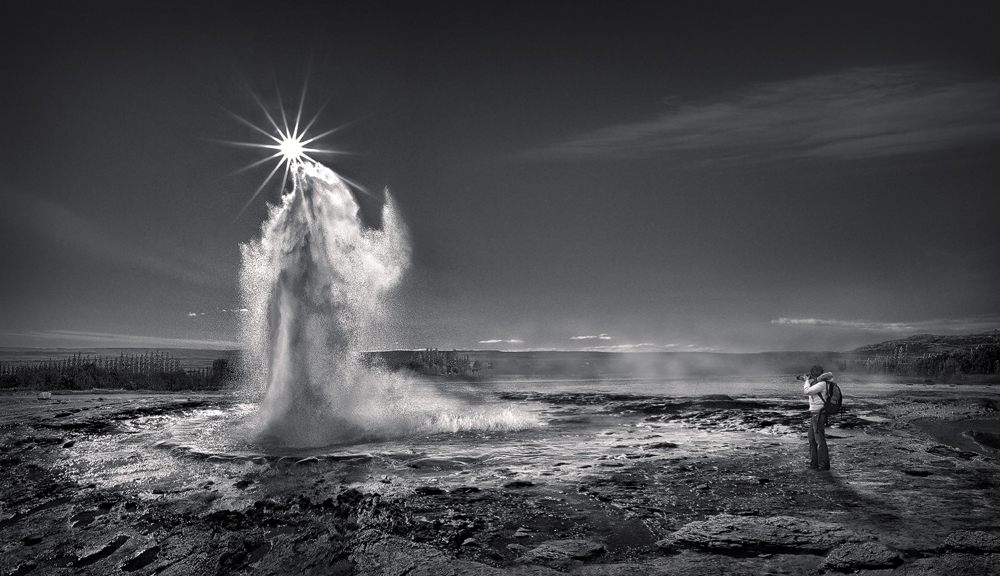 The Waterghost - Strokkur