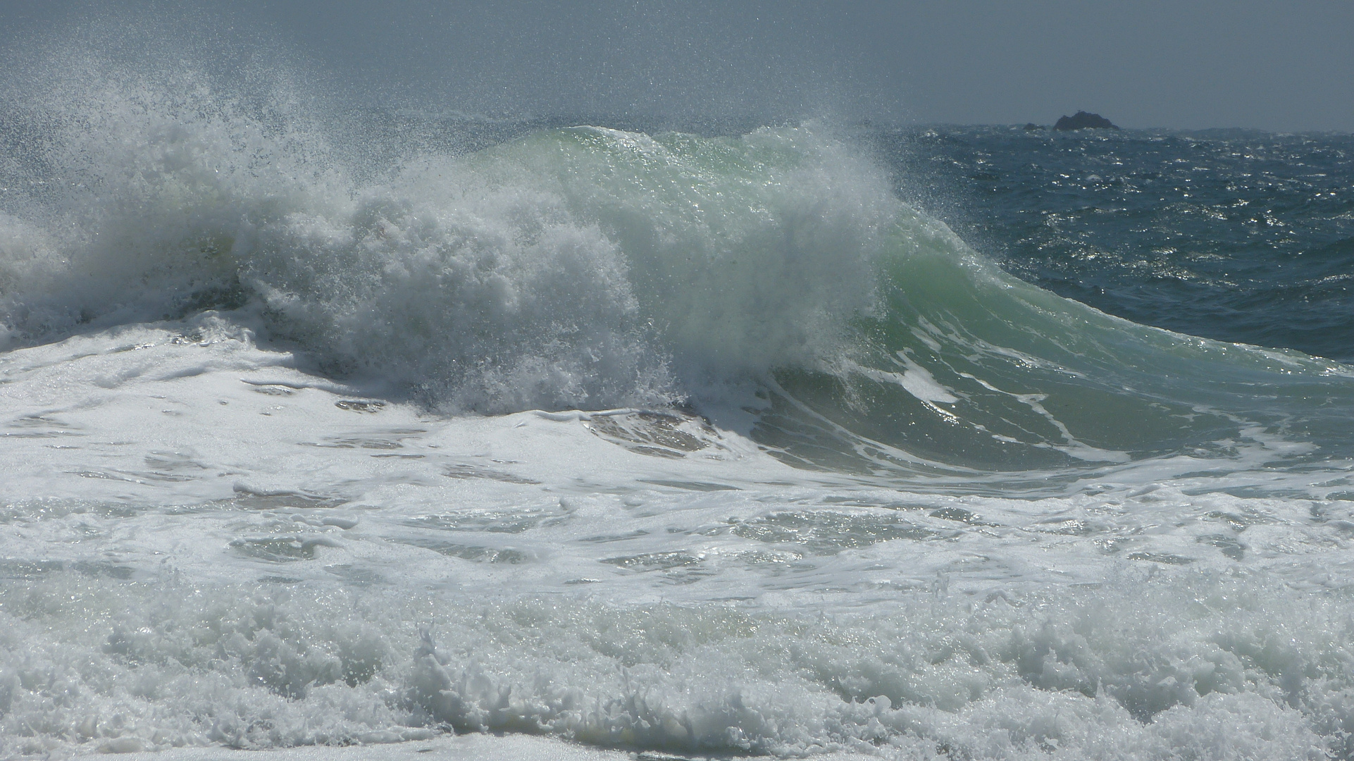 """The Wave"". Kynance Cove, Lizard Peninsula, Cornwall"