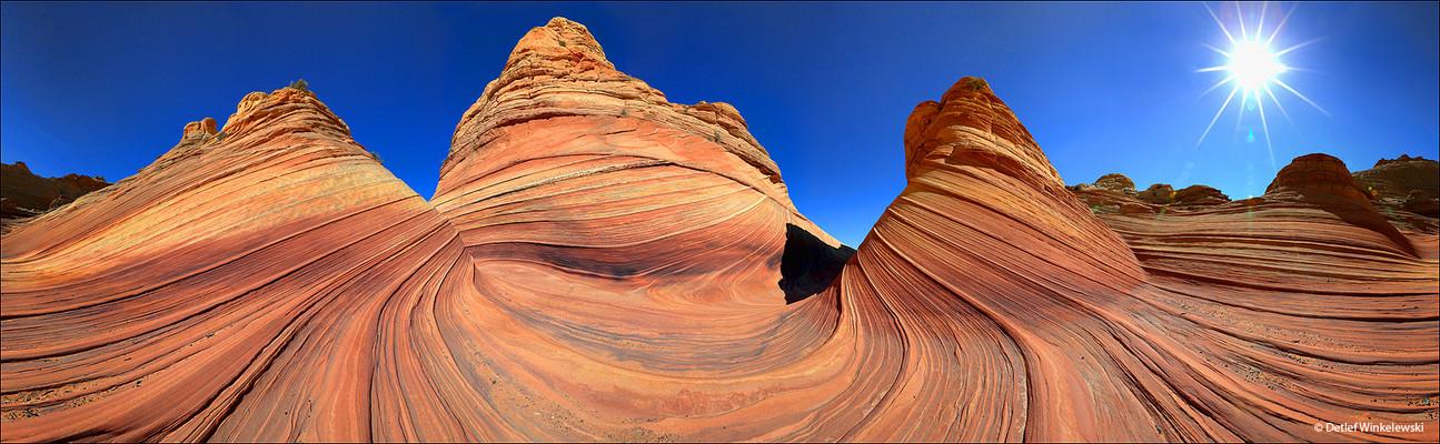 The Wave Panorama - Fotografen(alb)träume