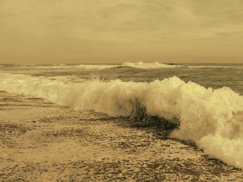 The Waves break