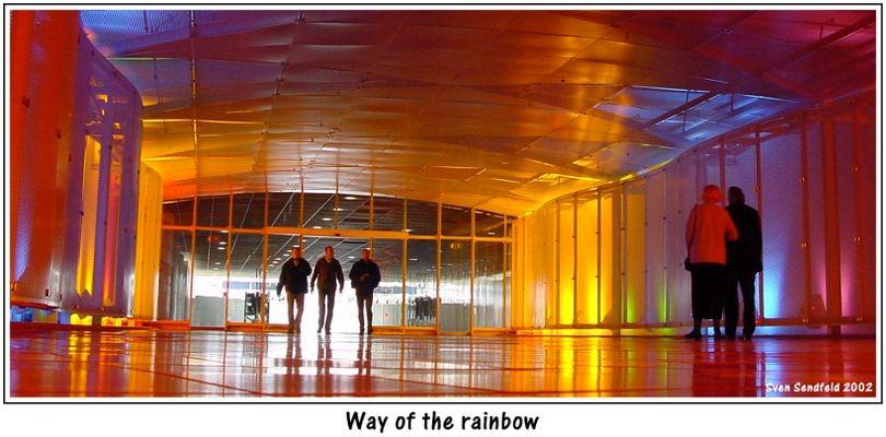 The way of the rainbow