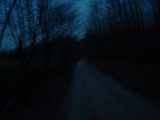 the way sometime is dark