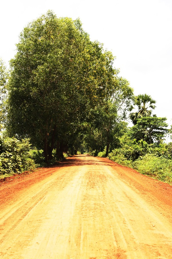 The way to Kampong cham