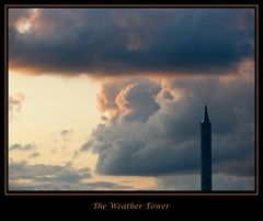 """The Weather Tower"""