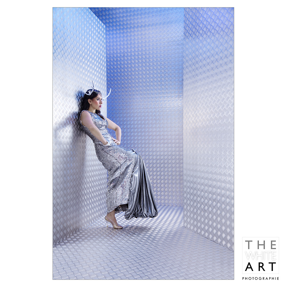 THE WHITE ART - IceQueen...