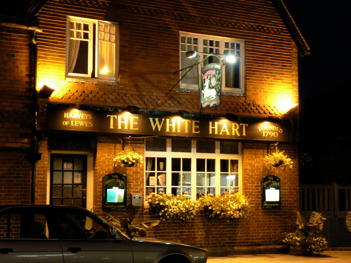 The White Hart, founded 1790