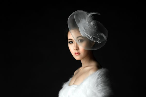 The White Swan - Model: myself (Mai Anh Nguyen)