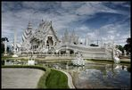 The White Temple, Chiang Rai.