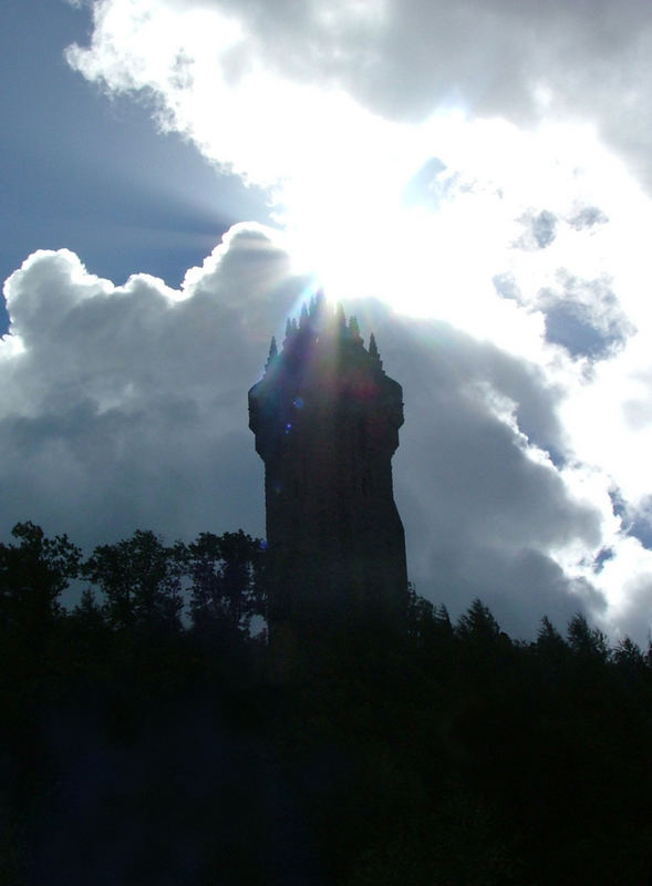 The William Wallace monument, Scotland.