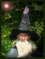 The Wizard, or is he?