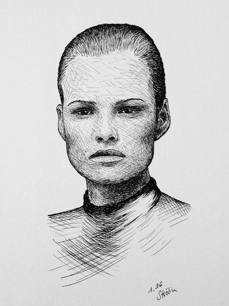 the woman II