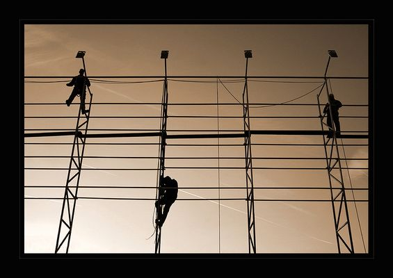 ~ the workers ~
