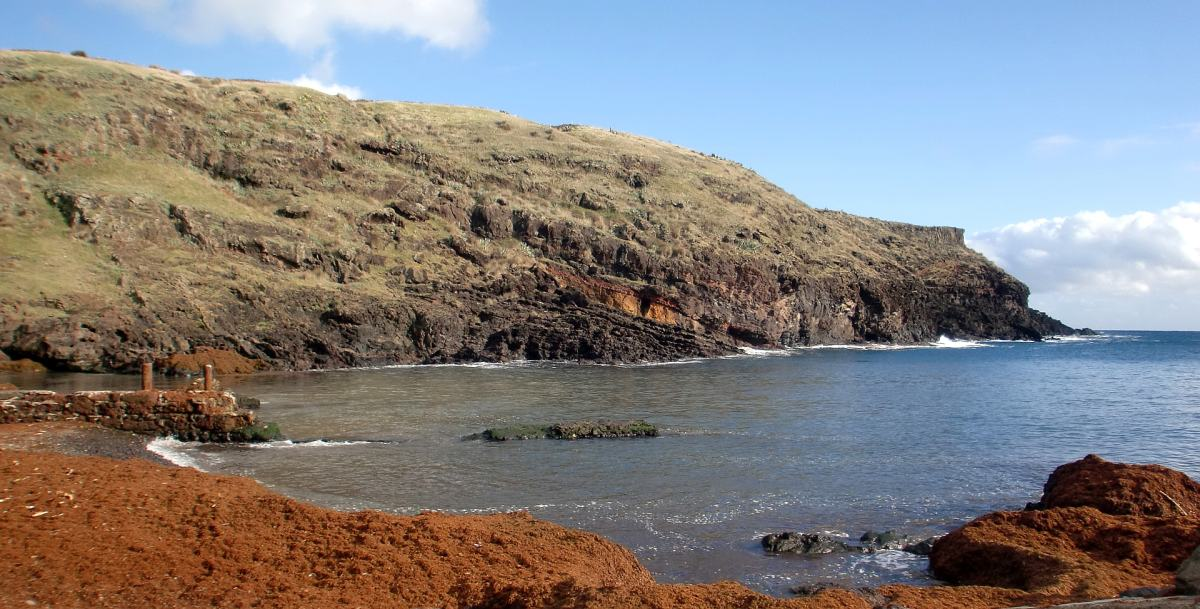 The World Before the Deluge - below Giant's Causeway in the Azores VIDEO