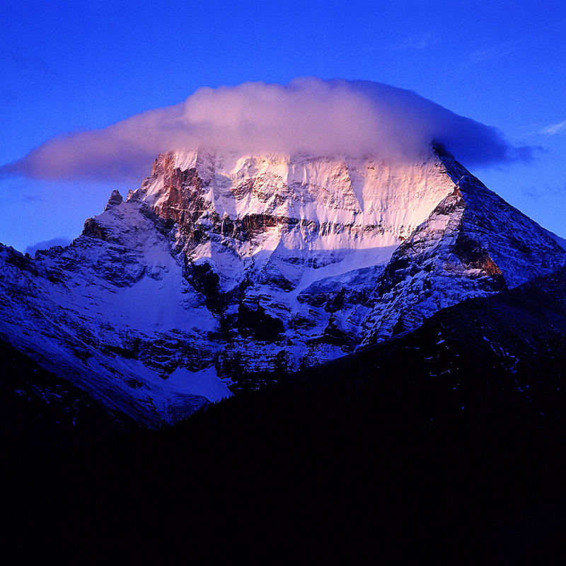THE XIANNAIRI MOUNTAIN