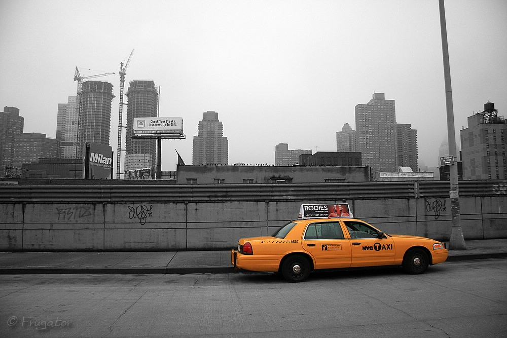 """""""The Yellow Cab""""..."""