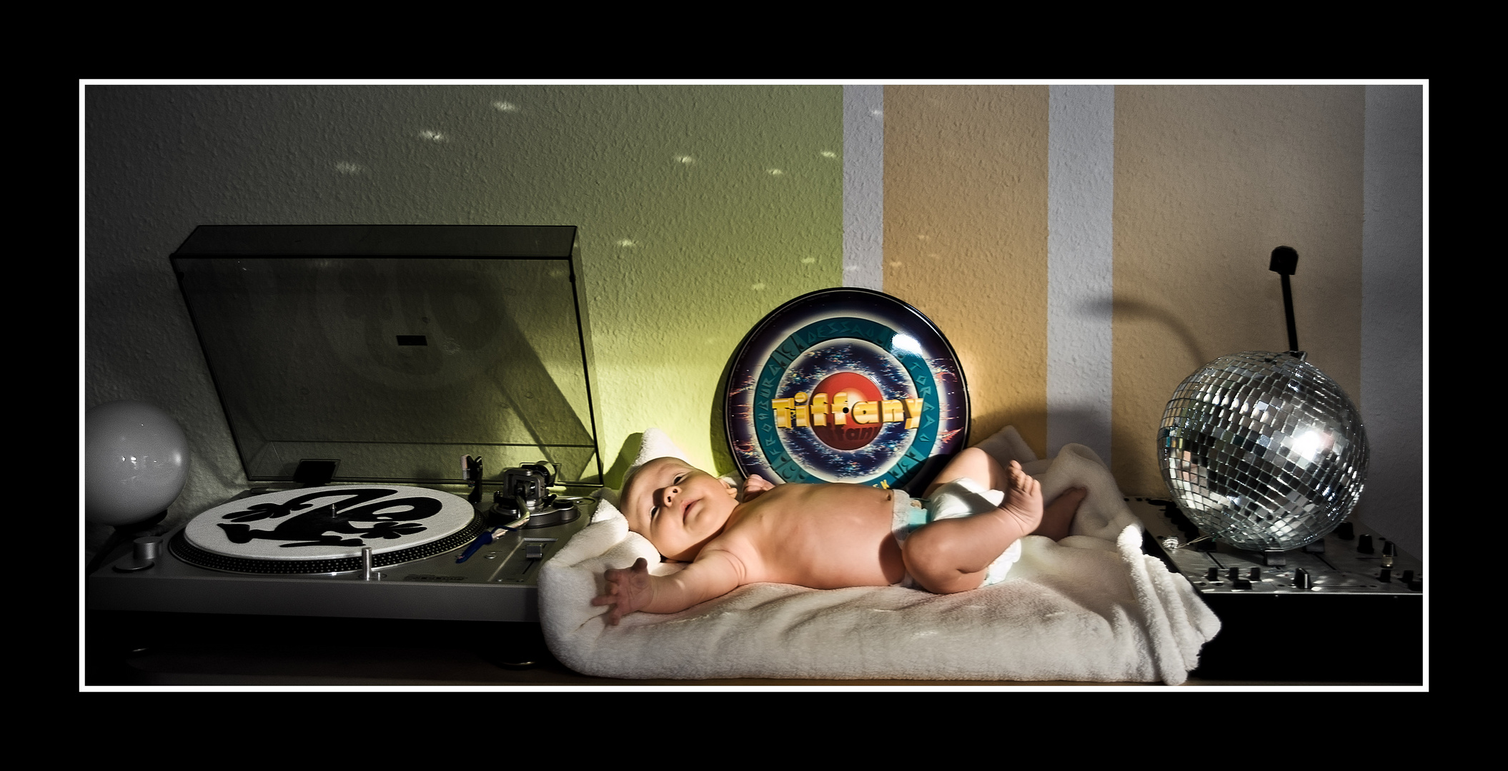 The youngest DJ of the world...