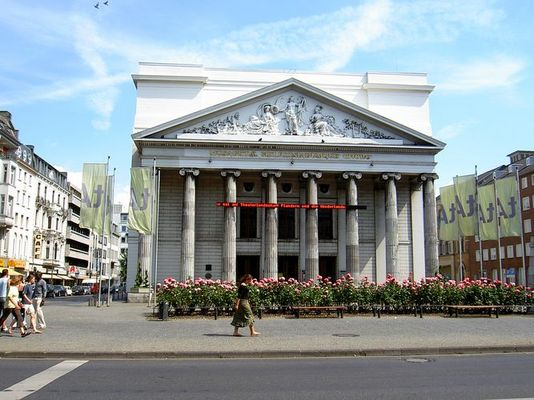 Theater, Aachen