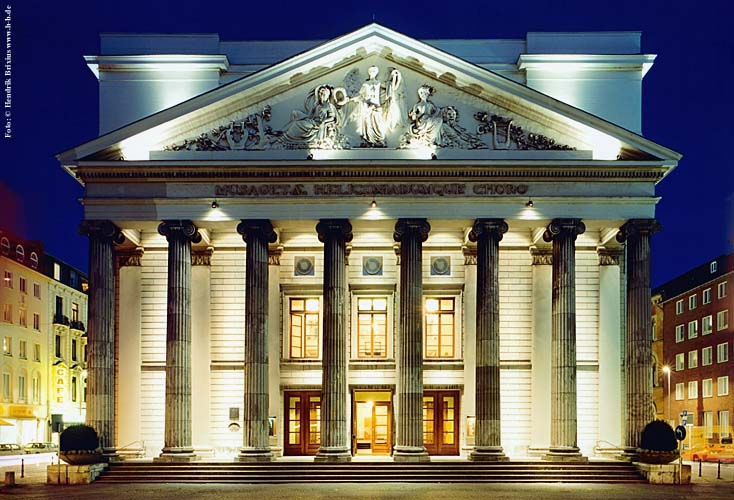 Theater Aachen, Zweite und hoffentlich verbesserte Version