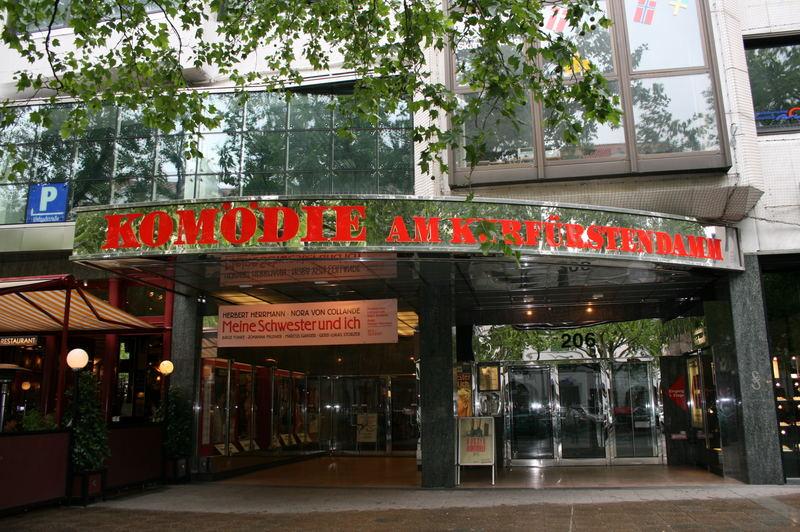 Theater am Kudamm