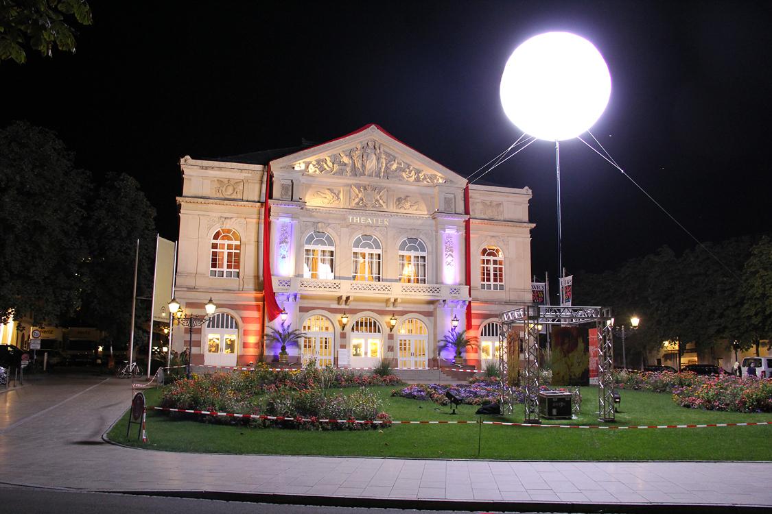 Theater Baden-Baden New Pop Festival 2012