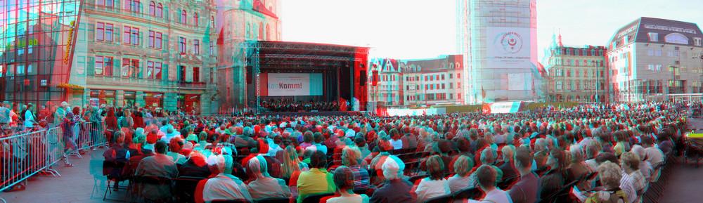 Theater der Welt 2008 (3D-Foto)