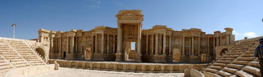 Theater in Palmyra