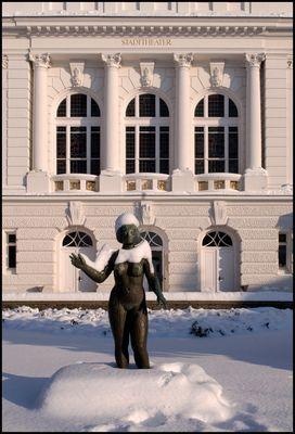 Theatergebäude in Rendsburg