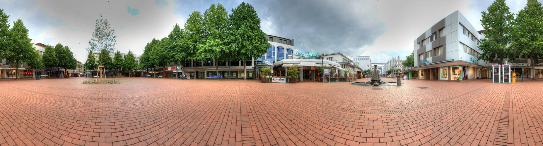 Theaterplatz in Bad Godesberg