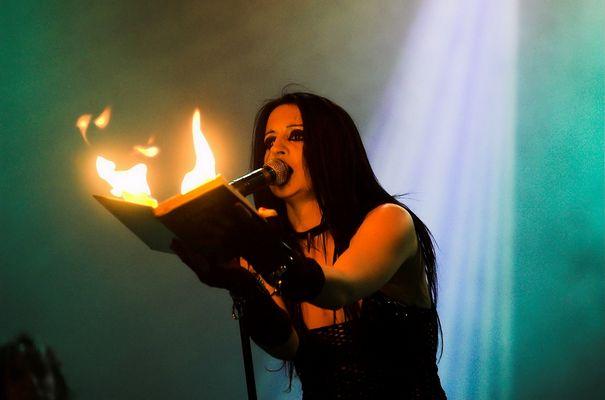 Theatres des Vampires Live! @ Battle of Metal - Geiselwind Open Air 2007