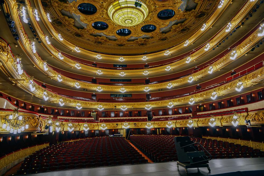 Theatro del Liceu Barcelona 2