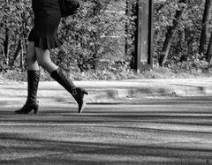 their beauty walk