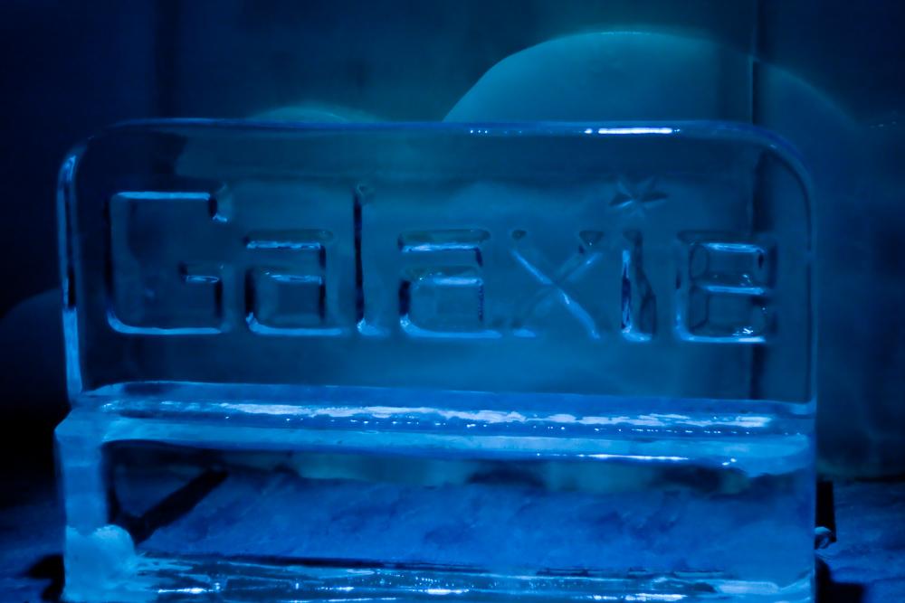 Thema der Eiszeit