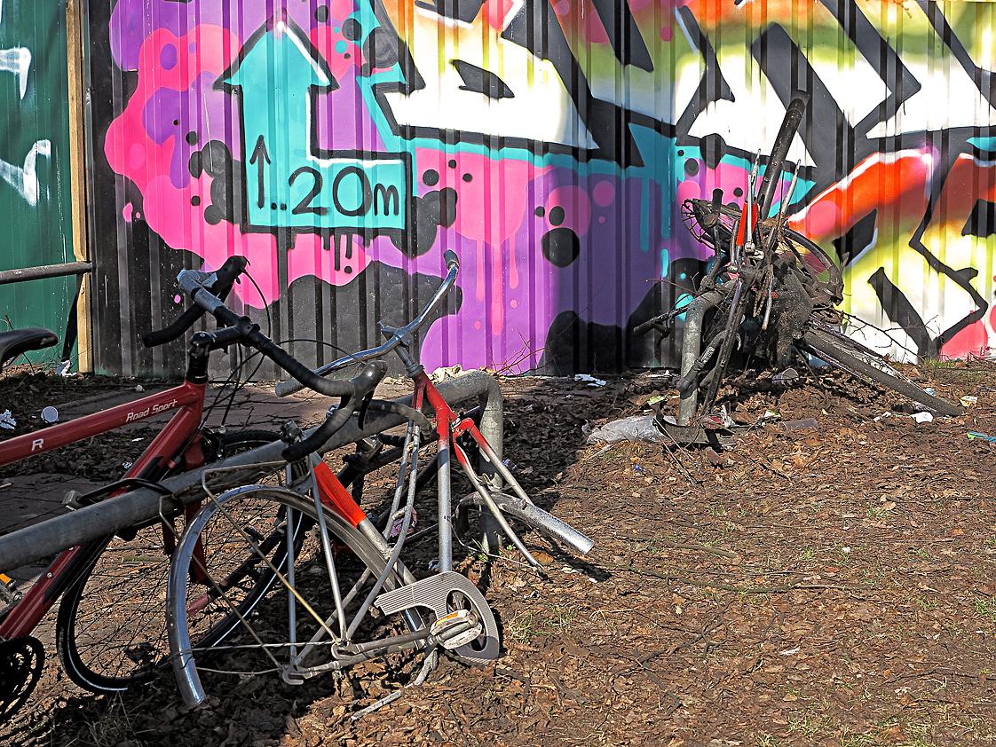 Thema: Fahrrad / tema: bicicletta (3)