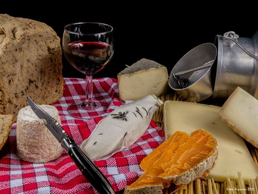 Thème Culinaire : les fromages