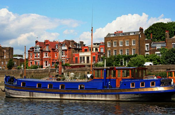 Themsefahrt von London nach Hampton Court 67