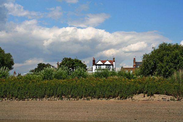 Themsefahrt von London nach Hampton Court 73