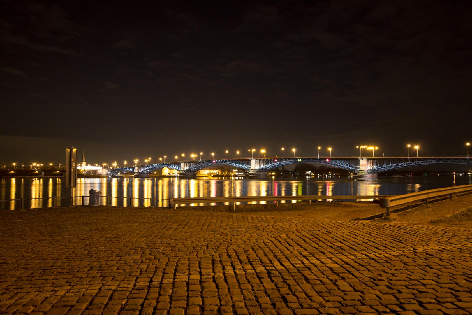 Theodor-Heuss-Brücke Mainz -2
