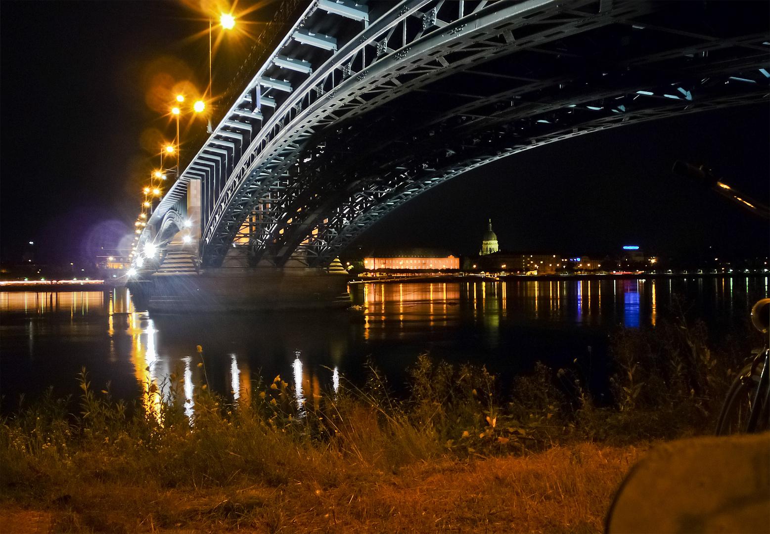 Theodor-Heuss-Brücke Mainz-Kastel