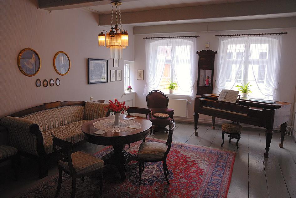 Theodor Storm Haus III Foto & Bild