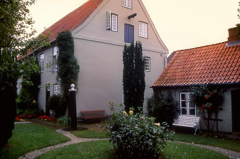 Theodor Storm Haus in Husum Foto & Bild